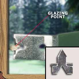 Glazing Point